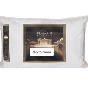 Bellagio 400-Thread-Count Pillow- 2 Pack